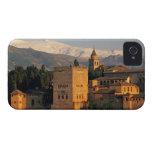 Alhambra; Granada; Andaslusia, España, Sierra Case-Mate iPhone 4 Protectores