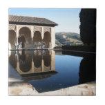 Alhambra, Granada, España Azulejo Ceramica