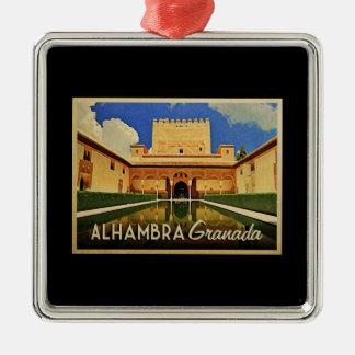 Alhambra Granada España Adornos
