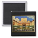 Alhambra Granada España Iman De Frigorífico