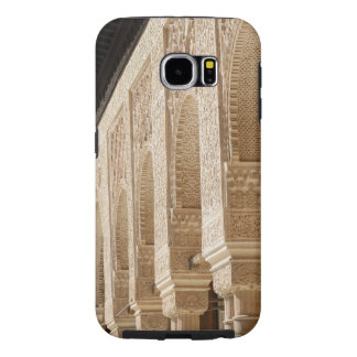 Alhambra in Granada, Spain Samsung Galaxy S6 Cases