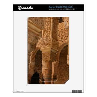 Alhambra NOOK Color Skin