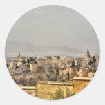 Alhambra Palace, Granada, Spain Sticker