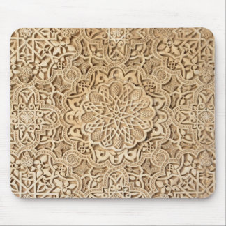 Alhambra pattern mouse pad