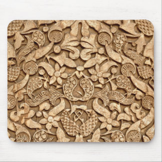 Alhambra pattern mousepad