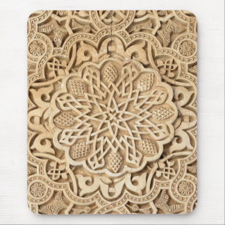 Alhambra pattern mousepads
