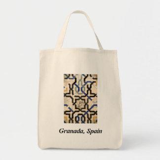 Alhambra, Spain Tote Bag