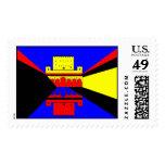 Alhambra Stamp