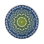 Alhambra Star Design Candy Tin