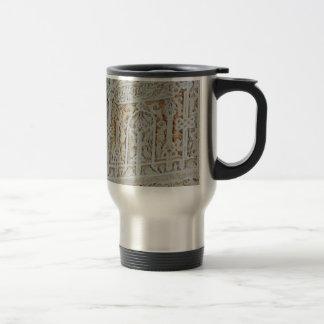 Alhambra Wall Tile #1 Travel Mug