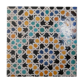 Alhambra Wall Tile #9