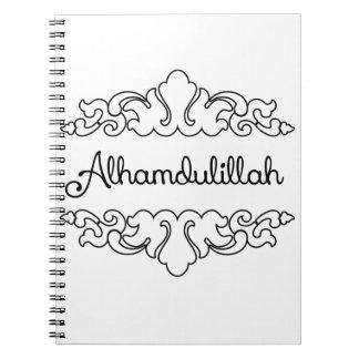 Alhamdulillah Libreta Espiral