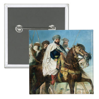 Ali Ben Ahmed, the Last Caliph of Constantine Button