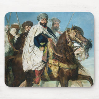 Ali Ben Ahmed, the Last Caliph of Constantine Mouse Pad