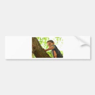 Ali Images Car Bumper Sticker