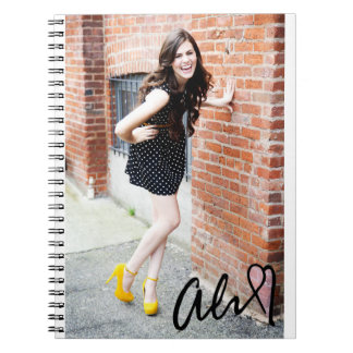 Ali Isabella Notebook