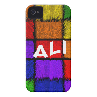 ALI (male names ) iPhone 4 Cover