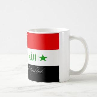 Ali Mug - Old Iraq Flag