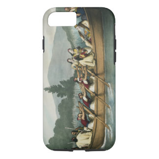Ali Pasha (1741-1822) of Janina hunting on Lake Bu iPhone 7 Case