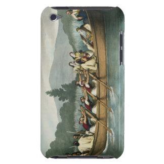 Ali Pasha (1741-1822) of Janina hunting on Lake Bu iPod Touch Case-Mate Case
