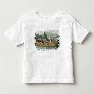 Ali Pasha (1741-1822) of Janina hunting on Lake Bu T-shirt