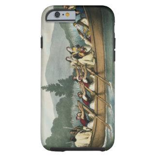 Ali Pasha (1741-1822) of Janina hunting on Lake Bu Tough iPhone 6 Case