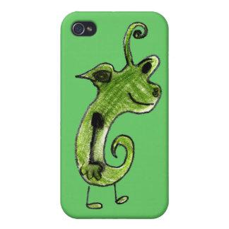 ali the alien ;) iPhone 4 case