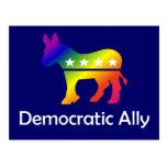 Aliado Democratic de GLBT Postal