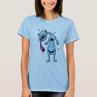 Alian blue T-Shirt
