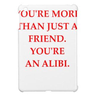 ALIBI iPad MINI COVERS