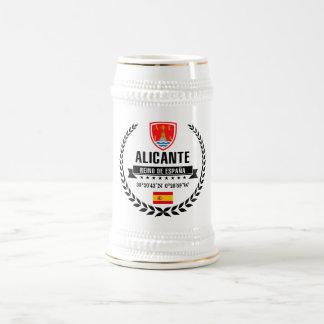 Alicante Beer Stein
