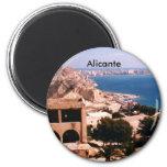 Alicante Imán Redondo 5 Cm