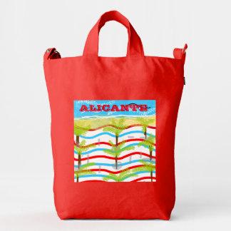 Alicante purse duck bag