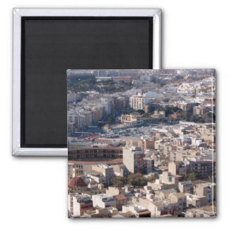 Alicante, Spain Refrigerator Magnets