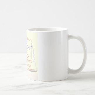 Alice Acrostic Coffee Mug