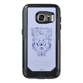 Alice | Adventures In Wonderland OtterBox Samsung Galaxy S7 Case