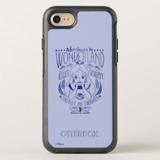 Alice | Adventures In Wonderland OtterBox Symmetry iPhone 7 Case