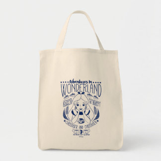 Alice | Adventures In Wonderland Tote Bag