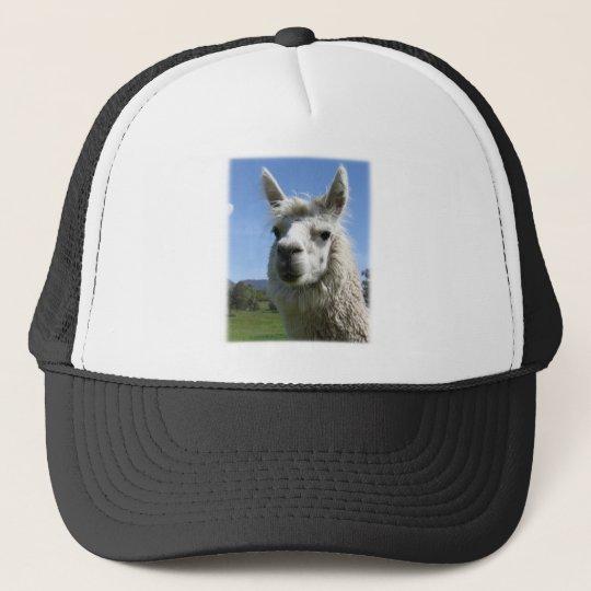 Alice Alpaca Trucker Hat