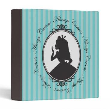 Disney Themed Alice | Always Curious Binder