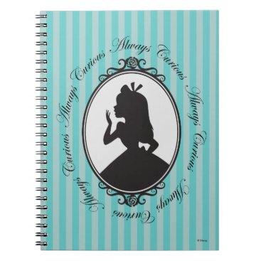Disney Themed Alice | Always Curious Notebook