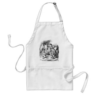 Alice and Dodo Adult Apron