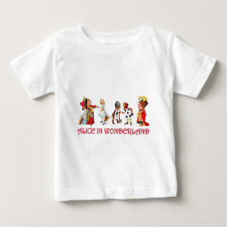 ALICE AND FRINEDS IN WONDERLAND BABY T-Shirt