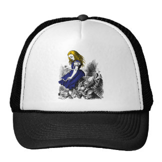 Alice and the Animals Trucker Hat