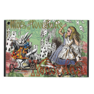 Alice and the Cards Case For iPad Air
