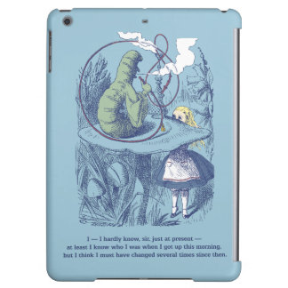 Alice and the Caterpillar iPad Mini Case