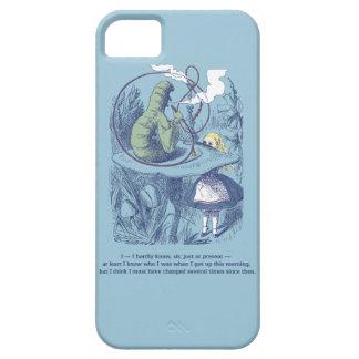 Alice and the Caterpillar iPhone / iPad case