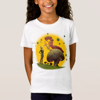 Alice and the Caterpillar tee