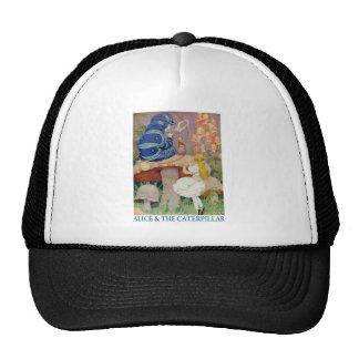 Alice and the Caterpillar Trucker Hat
