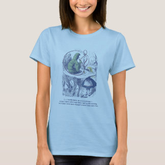 Alice and the Caterpillar Women's Tee